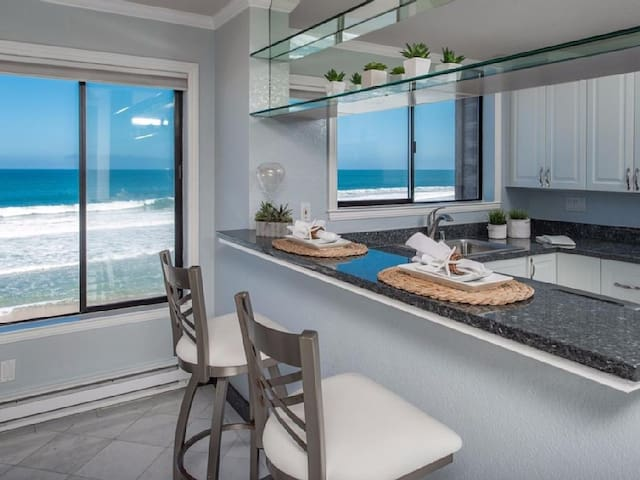 Ocean views from every room