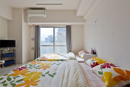 New open! Near Asakusa Sta.! Pocket Wi-Fi free.!! - Sumida-ku - Wohnung