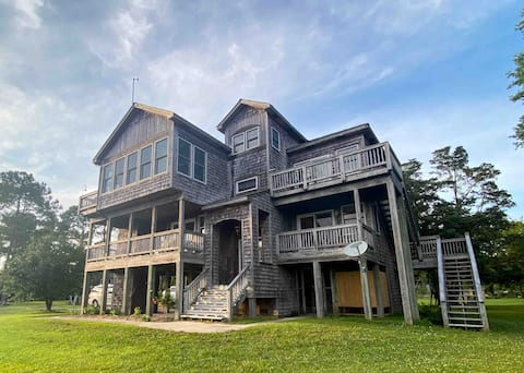 Inn on the Sound-a quiet and restful retreat
