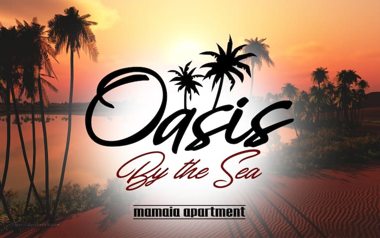 Oasis by the Sea - Mamaia Apartment