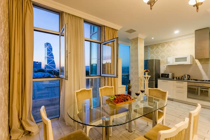 Serviced Apartment on Rustaveli Avenue 10