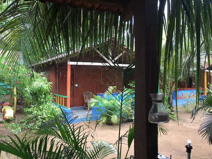 WorkCation! Beach Cottages in Arambol - Pearls