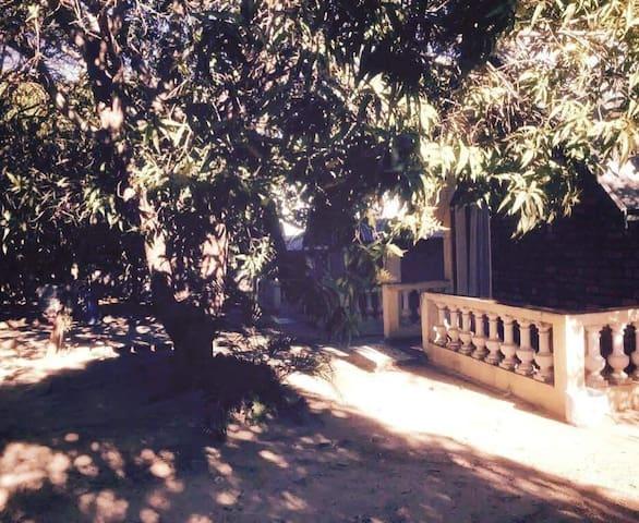 Chariffa-Bungalow Majunga