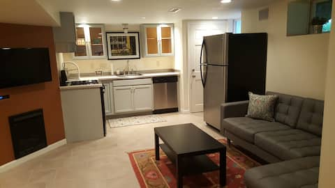 Private suite with modern amenities in Montgomery
