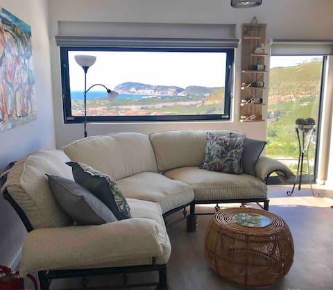 Grace Cottage - A heavenly view of Plettenberg Bay