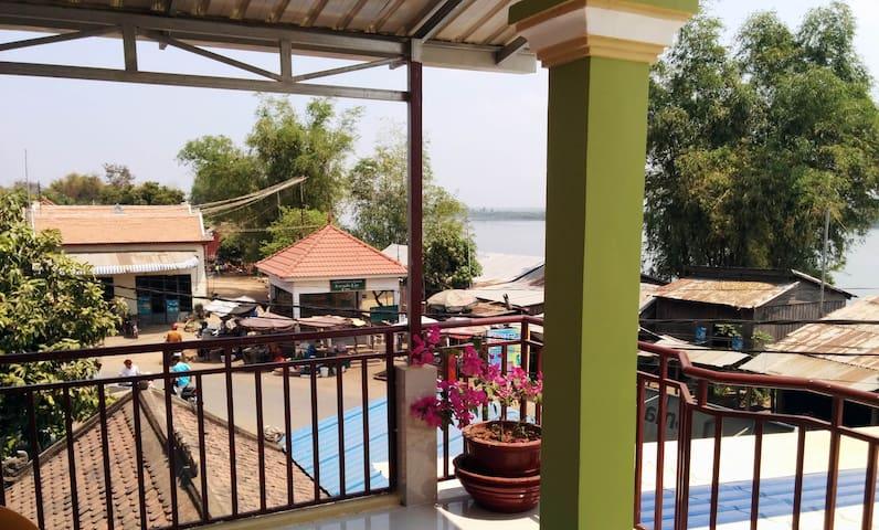 Phalla Riverside Guest house - Krong Kampong Cham