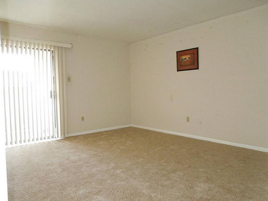 Master Bedroom - will be furnished with King sized bed + sheets & pillows