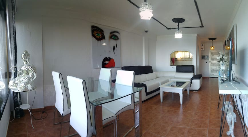 Apartment on the Seafront - La Chullera - Condo