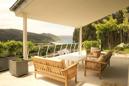 Design house with stunning views
