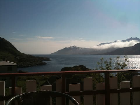 Amazing cabin in wonderfull Lofoten.