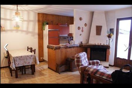 Beautiful apartment in Val brembana - Cusio