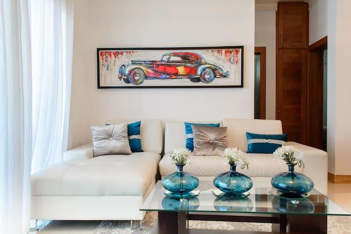 Luxury LOS ALAMOS w/ WIFI 10% DISC. - Santiago De Los Caballeros - Appartement