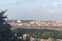 Vista Roma dal Gianicolo