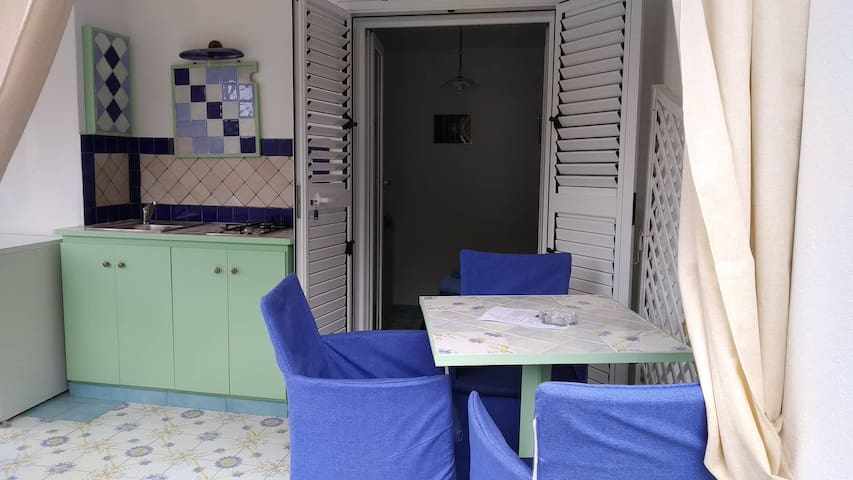 DOUBLE ROOM IN MARATEA!