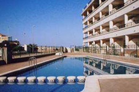 167.Wheel Accessible Apartment, Playa Flamenca, Spain - 2 Bed - Sleeps 4 - Playa Flamenca