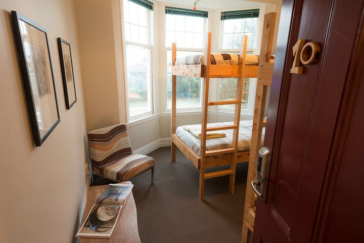 1 Bed in a Mixed 4 Bed Dorm
