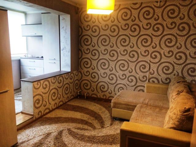 Apartament on Suvorova 116