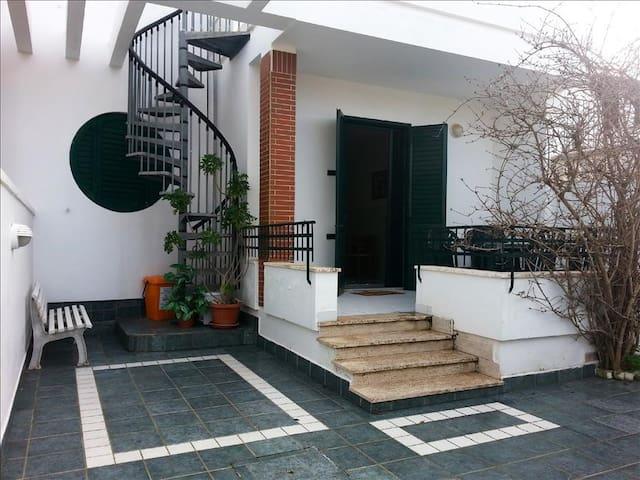 Villetta Biancofiore - Leuca - Rumah