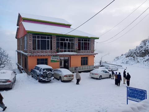 Green Palace Guest House Ski Resort Malam Jabba