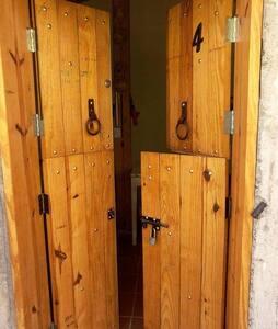 Cabain In potrero Chico - Hidalgo - Blockhütte