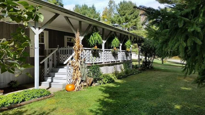Shady Pines Cottage 2 ac. - NEW for Summer 2018!