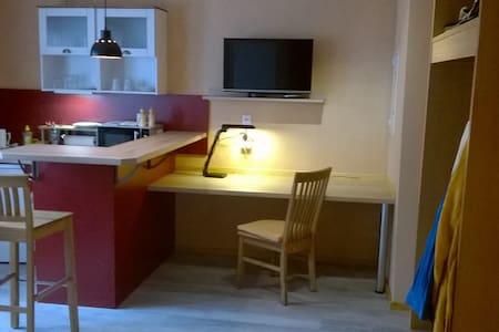 Komfort Studio 5 zwischen Karlsruhe und Pforzheim - Remchingen - Apartamento