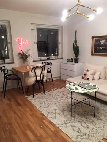 Lägenhet i centrala Borås