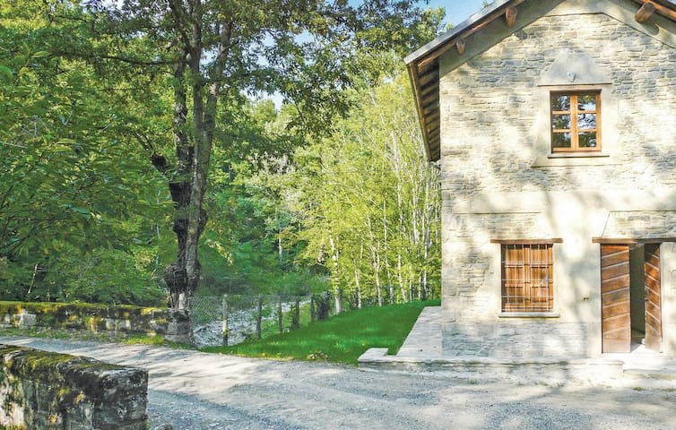 Casa del Ponte, in the heart of the woods