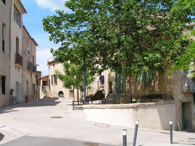 Studio entre Montpellier et Sète - Cournonsec - Lejlighed