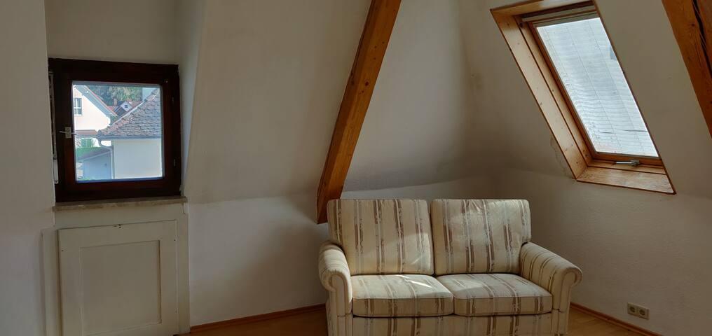 Einfache Wohnung in Unteruhldingen, 150m zum See