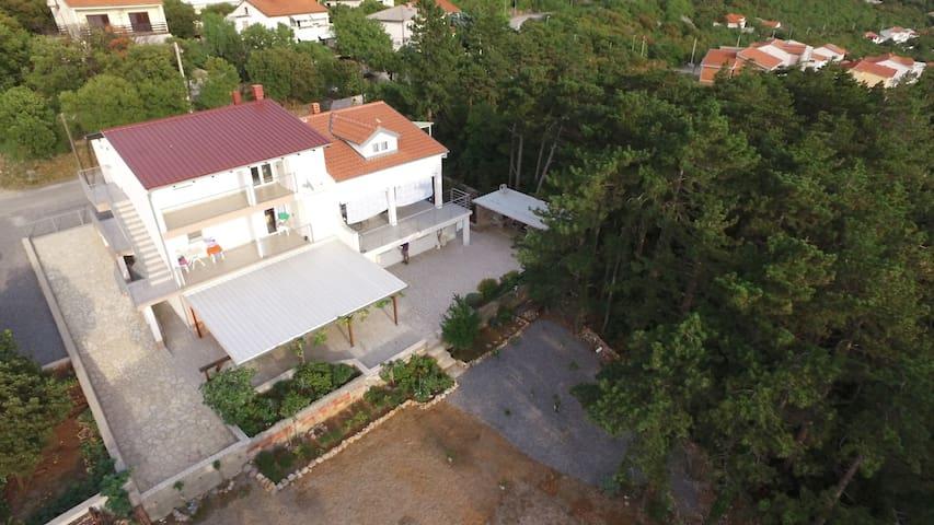 apartment Eva 2 - Klenovica - Apartamento