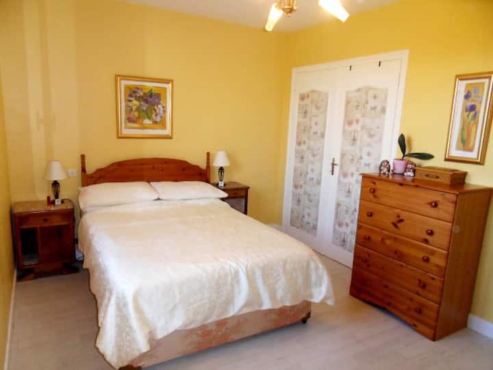Chat en Périgord - double room