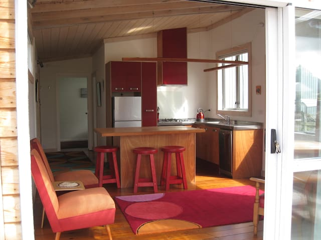 The Shed - Ohakune - Apartamento