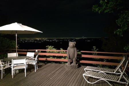 LA View Mountain Retreat-Garden Rm. - 一軒家