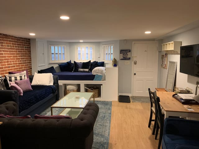 Charming English Basement Apartment in Georgetown