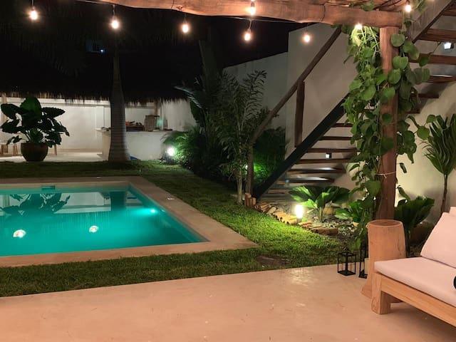 """Casa Pancho"" Villa Raxá"