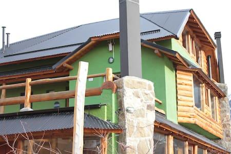 Cabaña ideal esquiadores f/ pistas - San Carlos de Bariloche - House