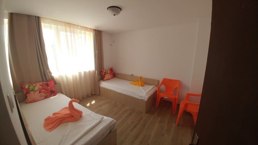 Double Room 1 in Sunny House in Chernomorets - Chernomorets