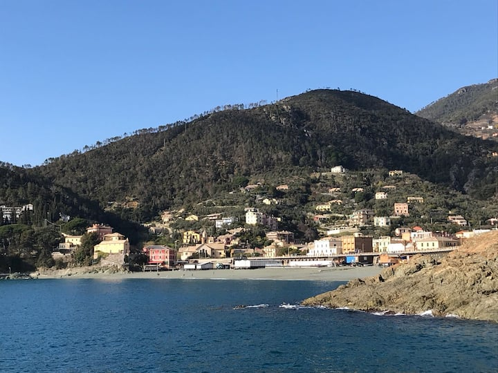Paradis à Bonassola, Cinque Terre!