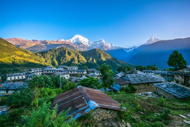 Annapurna Base Camp Treks -A Life time Experiance