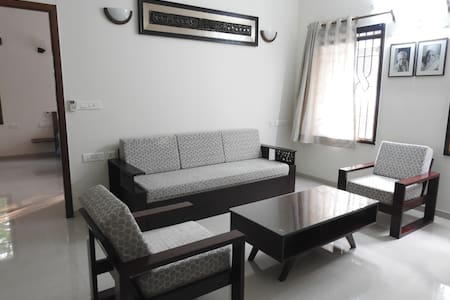 Sovereign: spacious 2BHK in French town