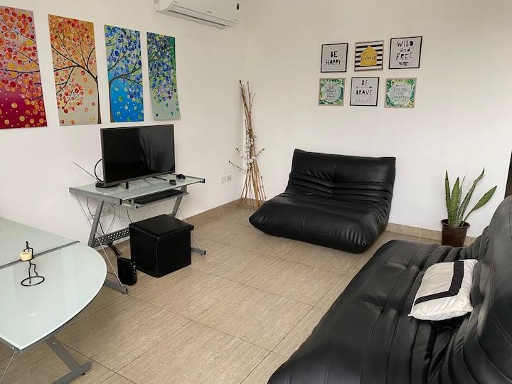 Apartamento Completo adecuado para familias