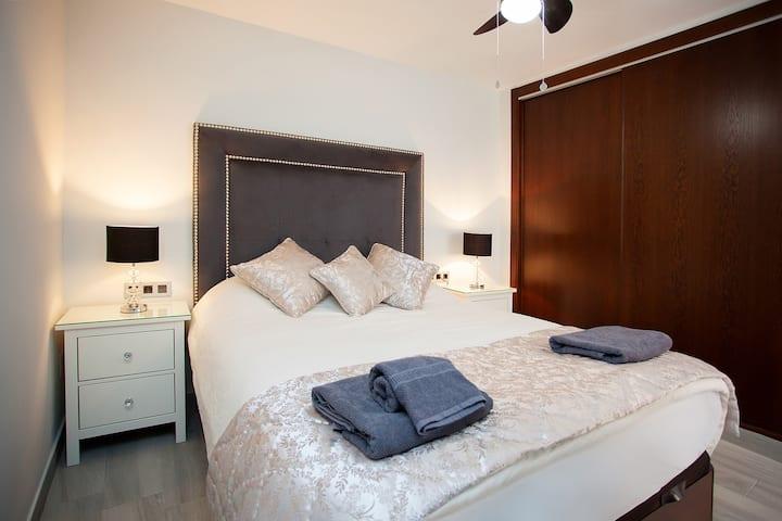 Luxury apartment nr Caminito de Rey