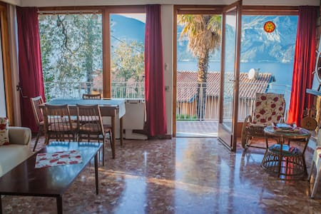 Apartment with great view on Lake - Brenzone sul Garda - Appartement