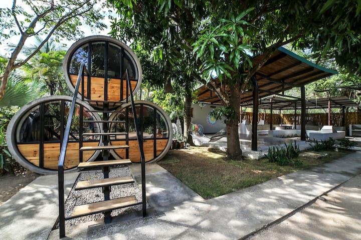 The Pipe House Playa Grande - Room#2