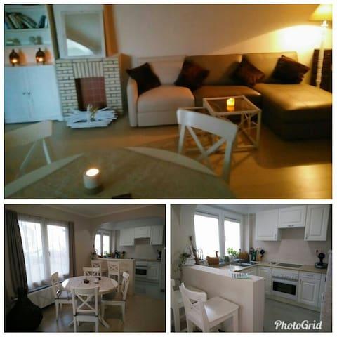 Cozy apartment near Atomium & centrum