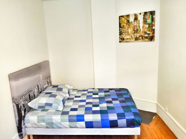 Great Private Bedroom South Paris Metro #4