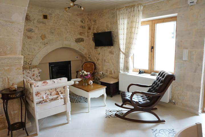 Ioanna House. A romantic touch on your vacation!
