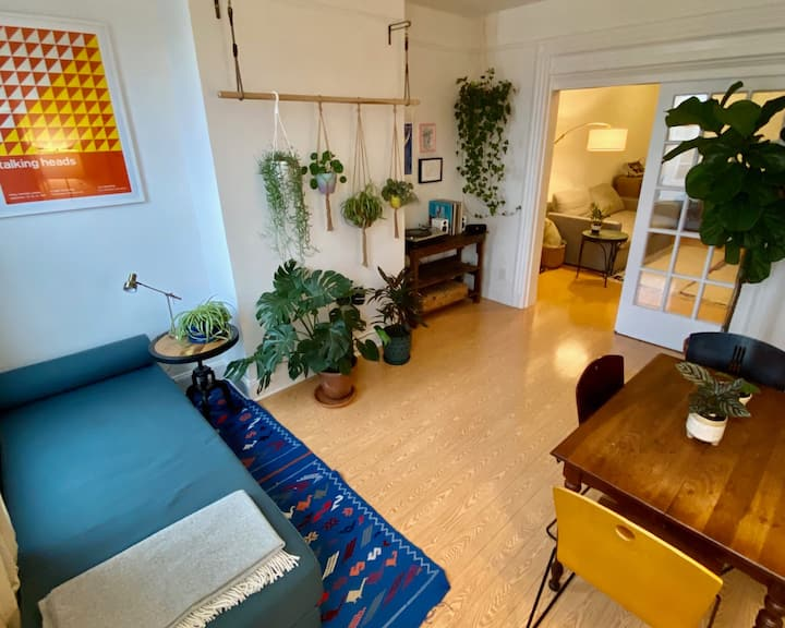 Big, Bright Oasis in the Heart of Greenpoint