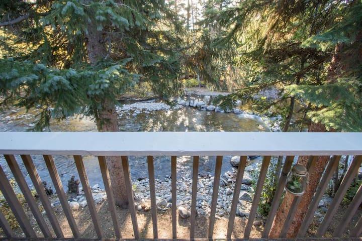 Ten Mile Creek Luxury Ski Condo off Main St - Frisco - Kondominium
